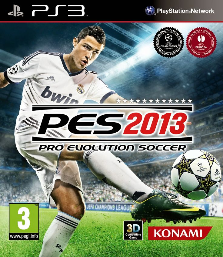 Download PES 2013 full version + patch for PC free