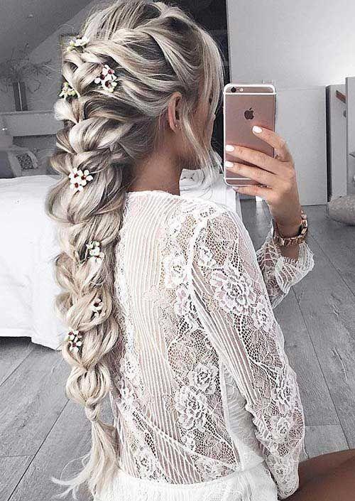 Geflochtene Frisuren für einen einzigartigen Stil