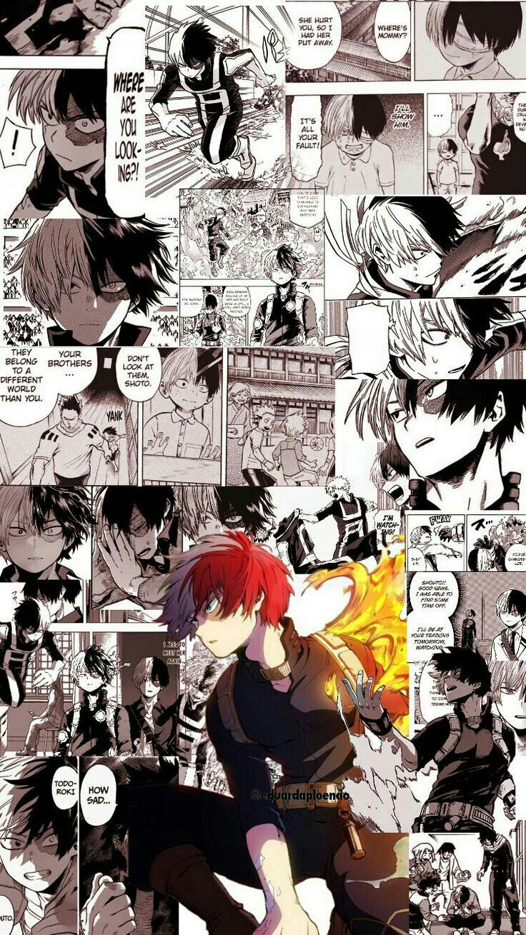 Tons of awesome my hero academia live wallpapers to download for free. Todoroki Wallpaper | Boku no hero | Anime wallpaper iphone ...