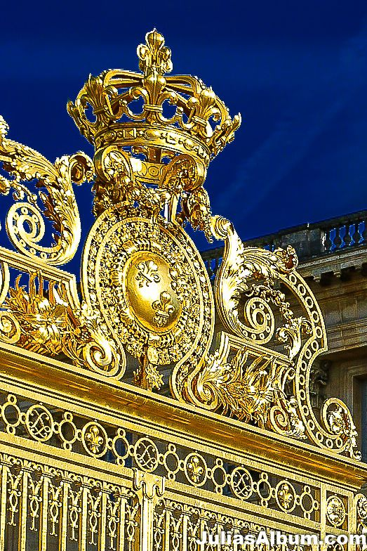 Palace of Versailles: Architecture