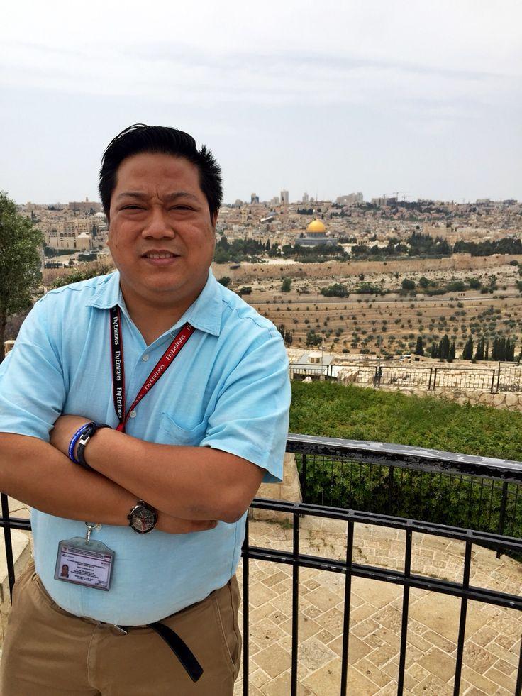Dome of The Rock Jerusalem 2015
