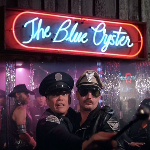 The Blue Oyster bar