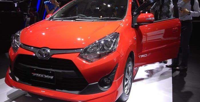 First Drive Mobil Toyota Agya 2017, Benarkah Naik Kelas?