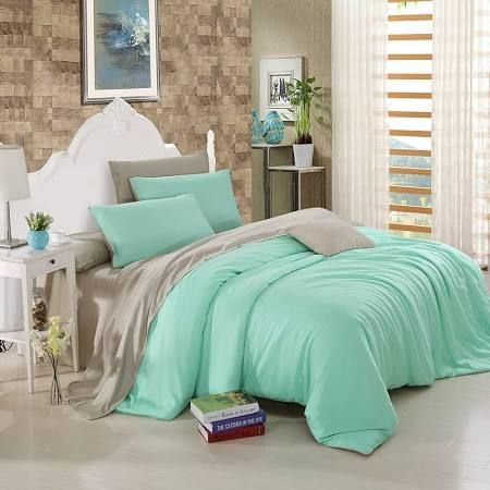 mint teen bedding - Google Search