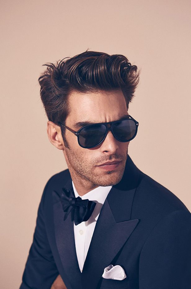 Jon Kortajarena     model  for Sarar Summer 2014 by Koray Birand