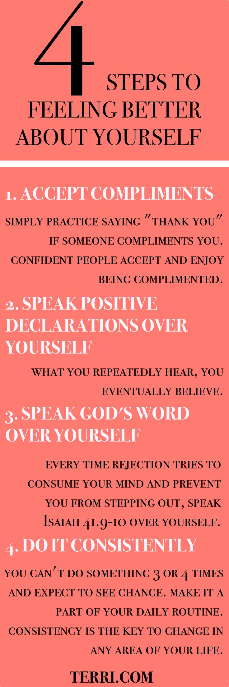 Best 25 Improve Yourself Ideas On Pinterest: Best 25+ Positive Self Talk Ideas On Pinterest