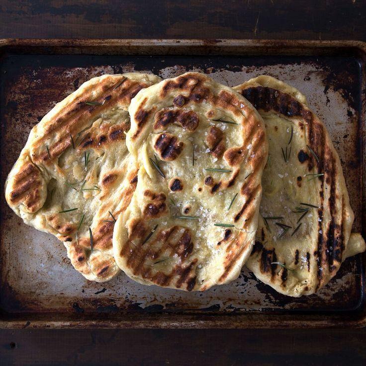 Grilled Flatbread Recipe on Food52 recipe on Food52
