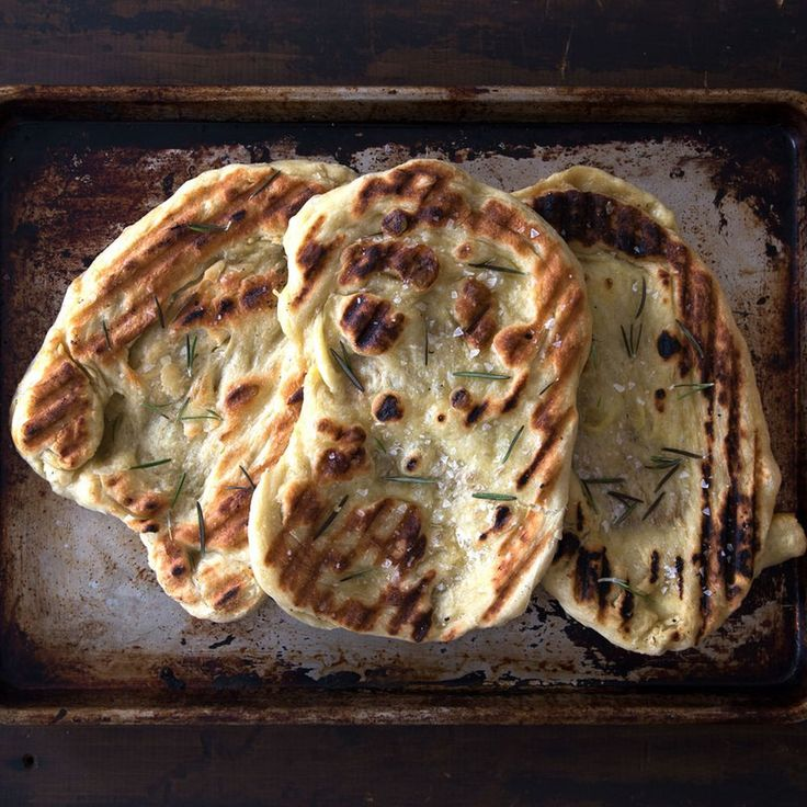 Grilled Flatbread Recipe on Food52 recipe on Food52