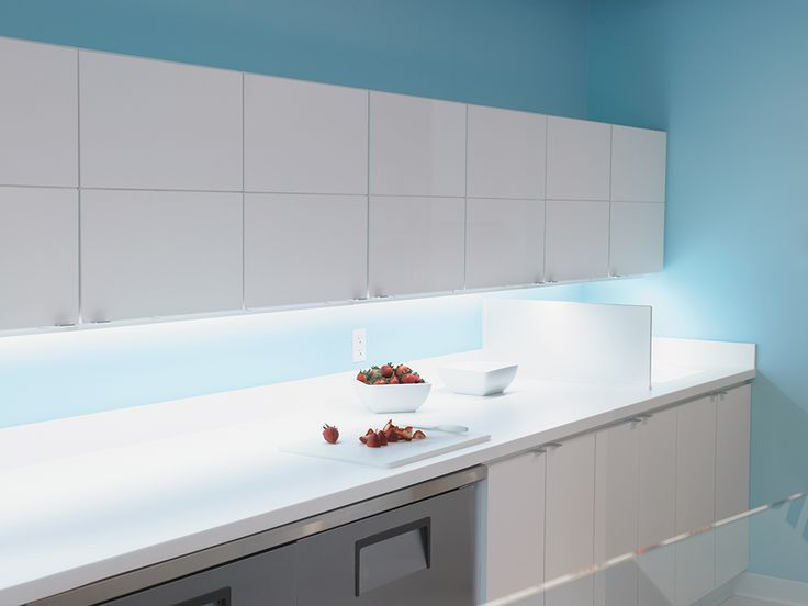 Chill Frozen Yogurt Store In St. Louis, MO Using ColorCore™ New White 7223  Polished   Formica® Solid Surfacing   Pinterest   Saint Louis Mo