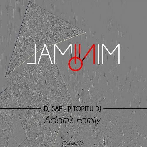024. DJ SaF, Pitopitu DJ - Adam's Family (Original Mix) - Laminim (Traxacid) [MINI023] - 2013/04/15