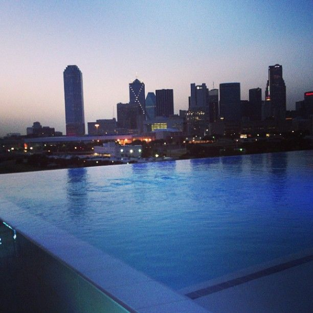 Global Views Warehouse Dallas: One Of The Most EPIC Views Of Downtown Dallas