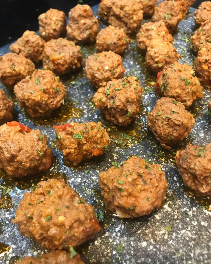 These Instant Pot Italian meatballs take 15 minutes in the instant pot (not counting time to build pressure). They are SO easy and so delicious! Perfect for spaghetti night whether you like your meatballs over spaghetti squash, zoodles or noodles, these are sure to make everyone in the family smile! We prefer our meatballs over spaghetti squash which we also cook in the instant pot! For your spaghetti squash cut it in half width wise and scoop out the seeds. Place your spaghetti squash on…