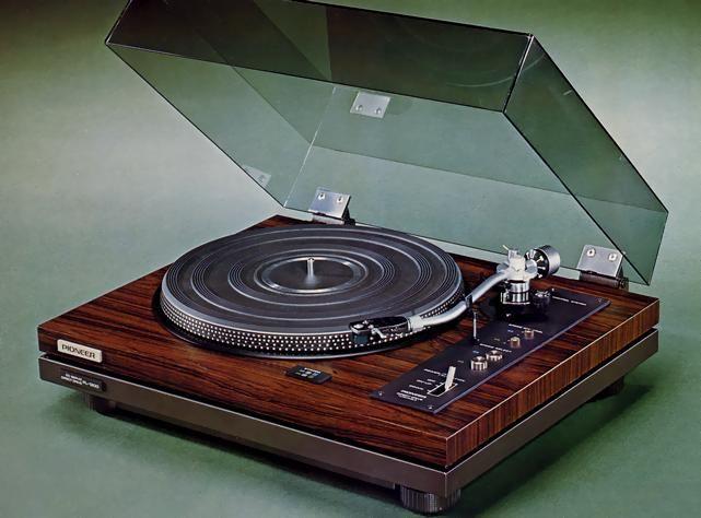 Pioneer PL-1200   1972 - 1973