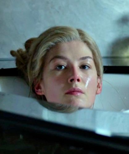 "The first clip of  ""Gone Girl"" is finally here"