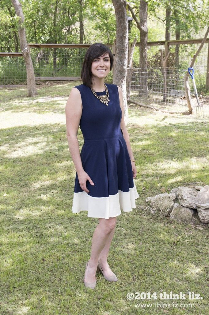 Stitch Fix Capitola-fit-flare-dress Love this - fun and can also be work casual. Don't love the necklace but the dress is A+!