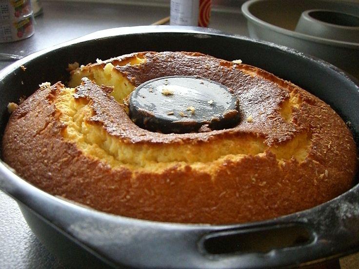 Aprenda a preparar a receita de Bolo queijadinha