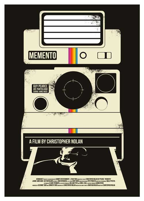 Memento: the movie that made Chris Nolan famous. A truly original thriller as it is told backwards and through the eyes of a hero with no memory. In other hands it could have been a gimmick but with Nolan's deft handling it really works.