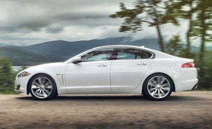 2013 Jaguar XF  – News – Car and Driver