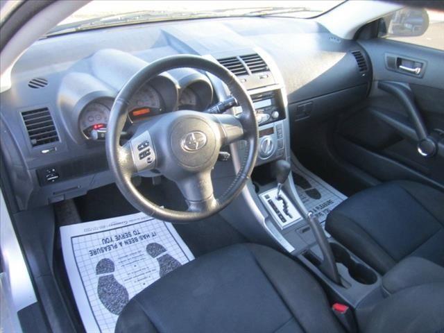 2007 Scion tC interior - $8,450