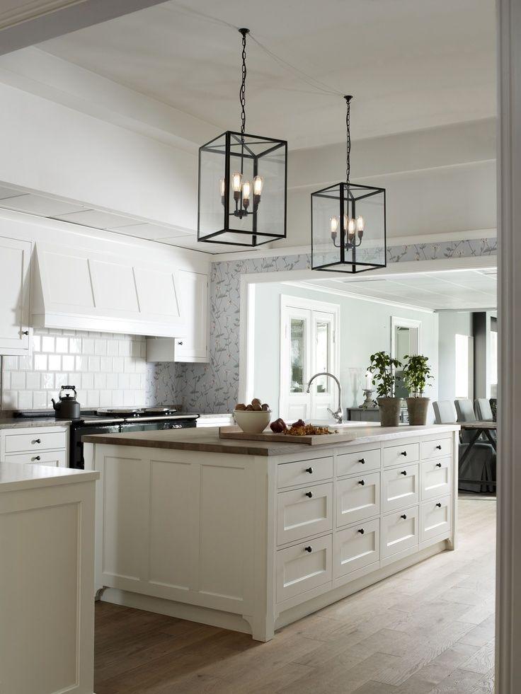 Best K I T C H E N Images On Pinterest Kitchens Decorating - Large kitchen island pendants