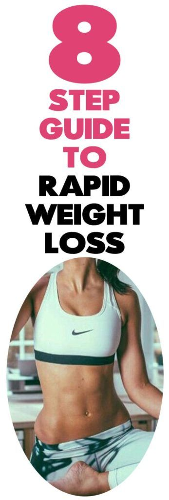 8 STEPS TO RAPID WEIGHT LOSS – LOSE 10 POUNDS IN 7 DAYS – Medi Idea