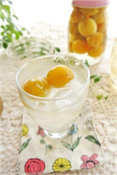 1kgの梅を使って♪梅シロップ、梅ジャム、梅のコンポートを作ろう♪(炊飯器で一晩!梅ジュース)