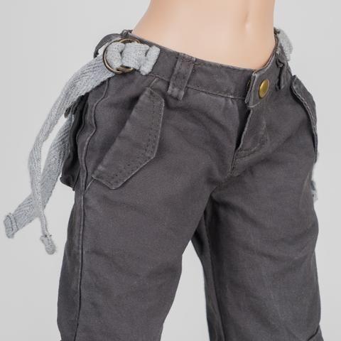 Cargo Pants (Dark Gray)