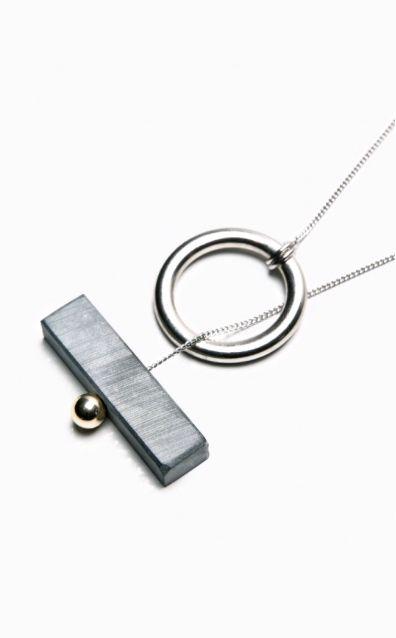 FAUX/REAL | Esteban Finally Got Caught necklace