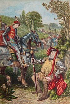 King Henry the Fourth, First Part, Act IV, Scene 2