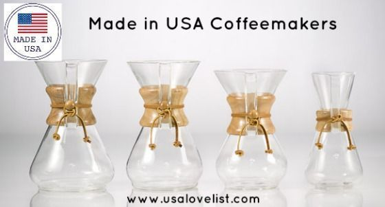 American Made Coffee Makers, Tea Kettles and a Wine Corker Too #WineCorker
