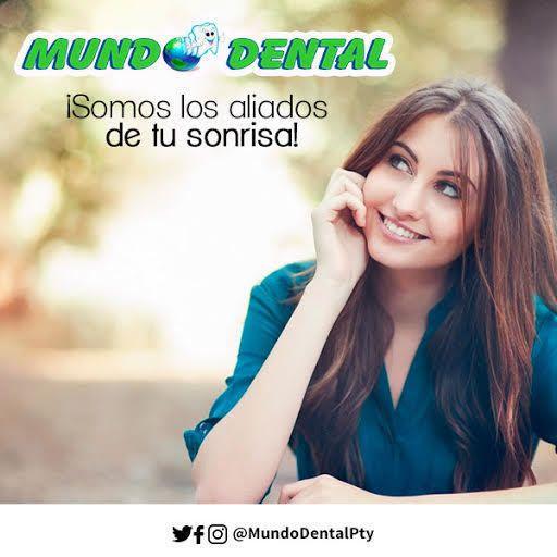 No le tengas miedo al dentista Somos los aliados de tu sonrisa! . . #MundoDentalPty #Sonrisa #Smile #Pty #PanamaCity #DientesSanos #Odontologia #ClinicaDental