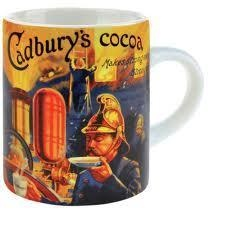 Cadbury's mug