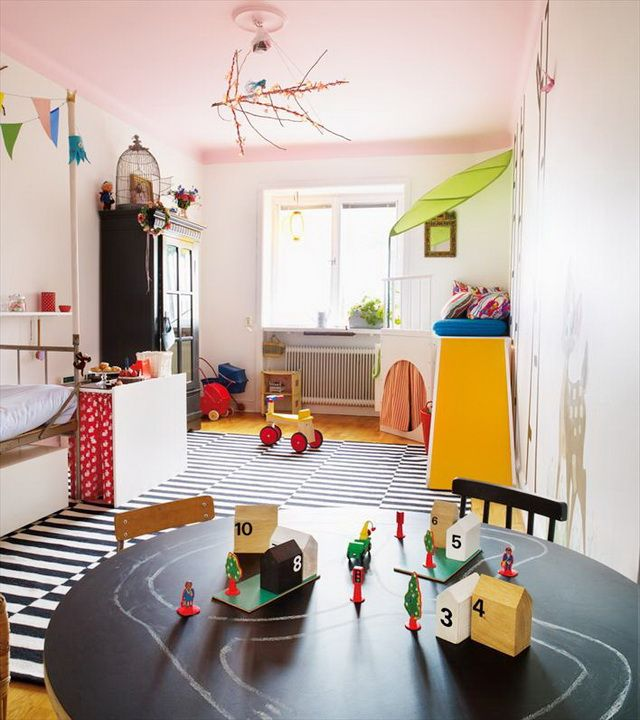 Childrens Play Room Awesome 234 Best Playroom Images On Pinterest  Nursery Children And Home 2017