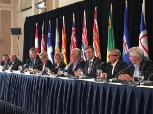 nice Alberta government ditches corporate sponsorships at Council of the Federation meeting - Edmonton - Canada News