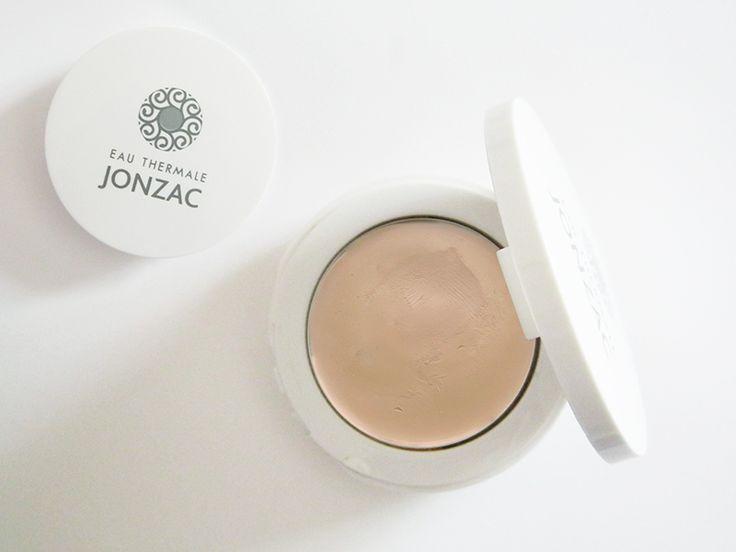 JONZAC Fond de Teint Correcteur Compact SPF 50 Clair  - Blog di SILVIADGDESIGN