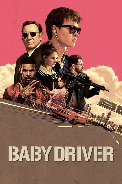 Watch->> Baby Driver 2017 Full - Movie Online