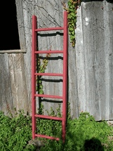Need to have a ladder for a fire truck nursery.