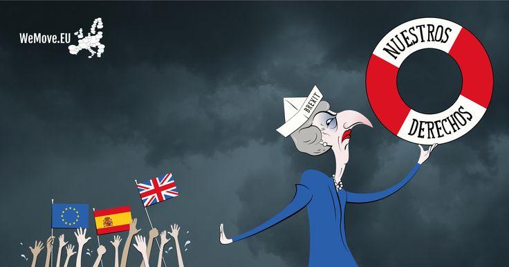 ¡Garantizad nuestros derechos!Ciudadanos de la UE / interiores en los ciudadanos del Reino Unido y el Reino Unido / internamente en la UE, viven por los miembros referéndum Reino Unido y Gibraltar Unión Europea en una gran incertidumbre. Usted no sabe si mantienen sus empleos y sus hogares. Sus derechos deben prevalecer en las negociaciones. Apoyar nuestra campaña!