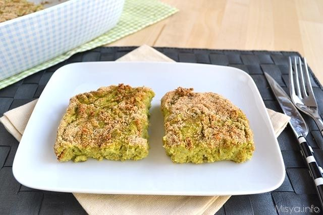Polpettone di fagiolini e patate, scopri la ricetta: http://www.misya.info/2014/08/06/polpettone-di-fagiolini-e-patate.htm
