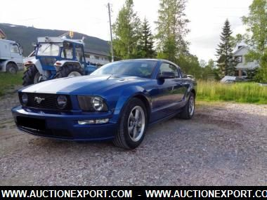 2006 FORD MUSTANG 15000usd