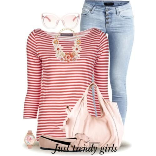 Teens summer outfits ideas, Cute and colorful summer teens outfits http://www.justtrendygirls.com/cute-and-colorful-summer-teens-outfits/