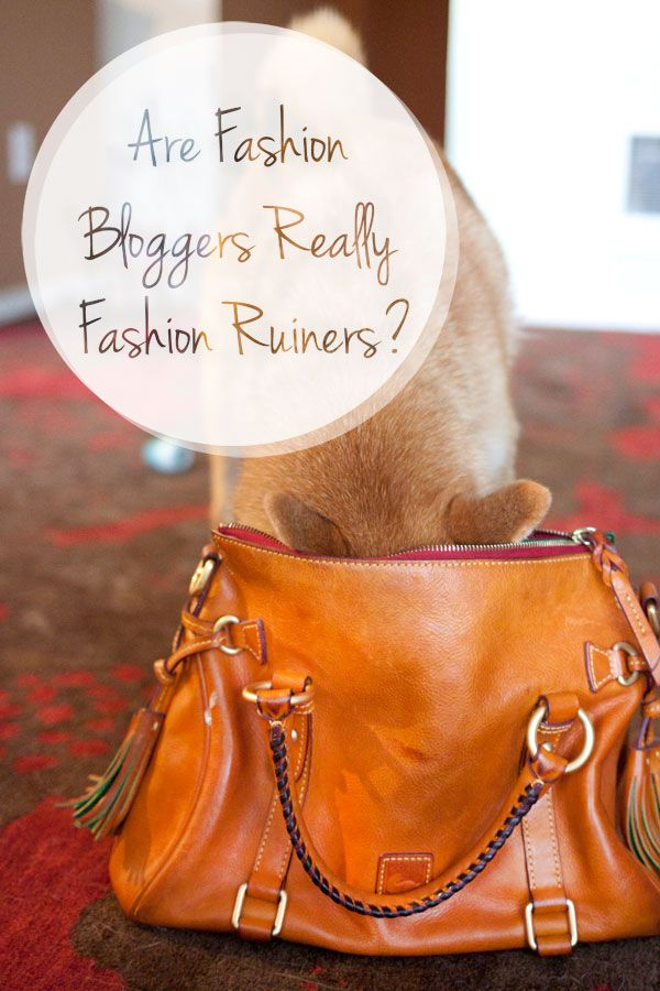 Are Fashion Bloggers Really Fashion Ruiners? - hellorigby! seattle fashion + lifestyle blog