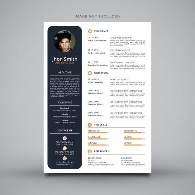 Download Curriculum Vitae Design For Free Curriculum Vitae Design Curriculum Vitae Infographic Resume
