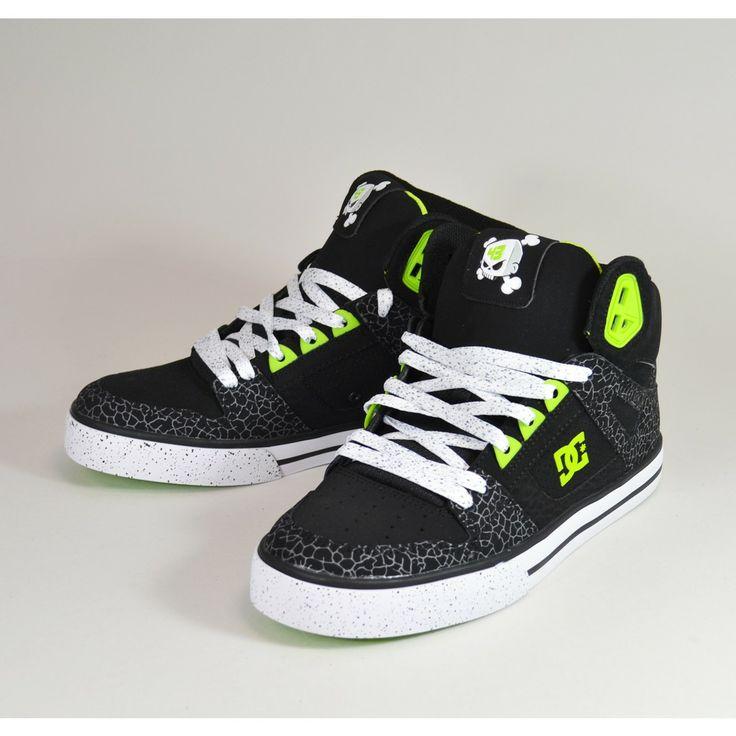 DC men shoes high 47