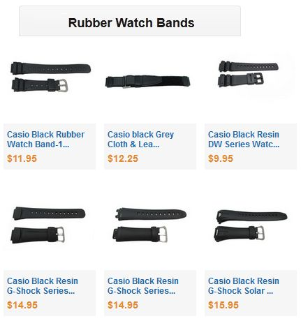 8 Helpful Tips for Rubber Watch Bands Replacement