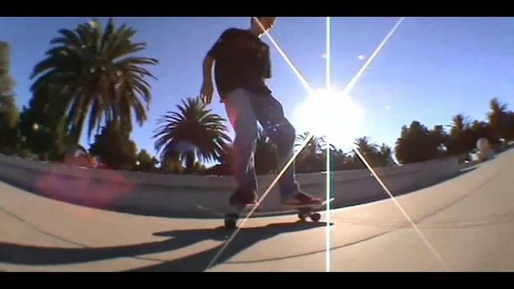 TYLER FUSTON TRICK TIP:: LATE BACKSIDE SHOVE
