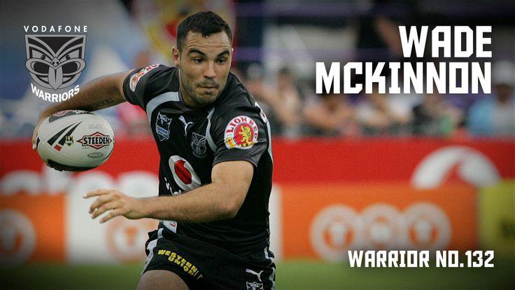 Wade McKinnon Warrior No.132