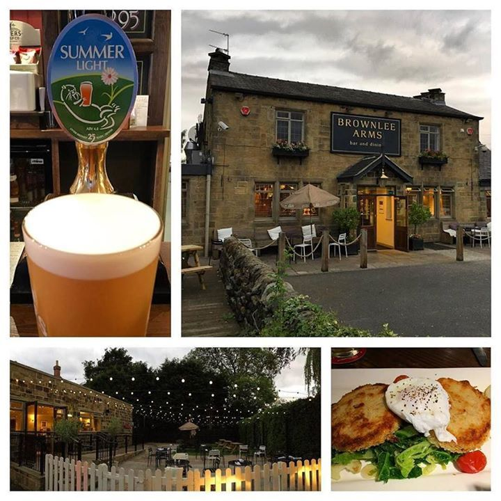 Tonight at the #Brownlee Arms #pub in #Horsforth #Leeds excellent and #food as always! That is how you do a pub!! #pint #ale #realale #camra #fishcake #foodporn #building #architecture #lights #travel #tourism #tourist #leisure #life #hospitality #instabeer #craftbeer http://ift.tt/2bClhyZ