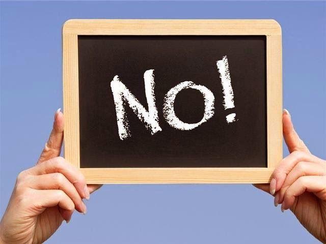 """Perfetto Vita ...: Μαθαίνοντας να λέμε """"όχι"""""""