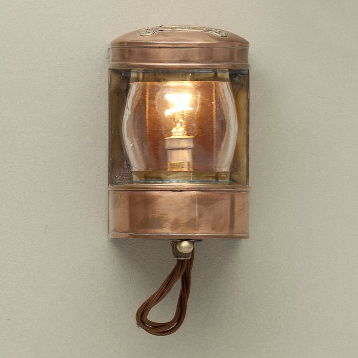 A very #unique and #individual #light. Perfect for any #porch, #hallway or #office in your #country #home.